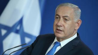 Нетаняху бил на посещение в Египет