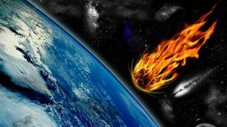 Най-старите земни скали са се образували след удар на метеорити
