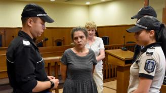 Съдът отложи за вдругиден решението си за освобождаване на Биляна Петрова (снимки)