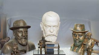 Габровец ще извае скулптората на Пенчо Славейков в Трявна
