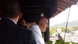 Борисов от Троянския манастир: Каквото обещаваме, го изпълняваме (снимки+видео)