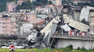Италиански вицепремиери с остра атака срещу компанията оператор на рухналия мост