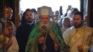 Патриарх Неофит взе участие в тържествена литургия по повод Успение Богородично