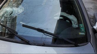 Вижте шофьора, помел трима младежи при кървавия дрифт в Петрич (снимка)