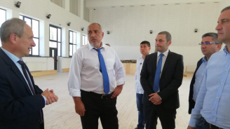 Борисов от Търговище: Опозицията най-малко ме притеснява, видяхме я колко може (снимка+видео)
