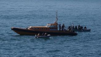 Прекратиха за днес операцията по издирването на второто изчезнало момче край Варна