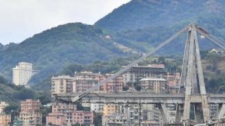 Стотици останаха без покрив след срутването на моста в Генуа
