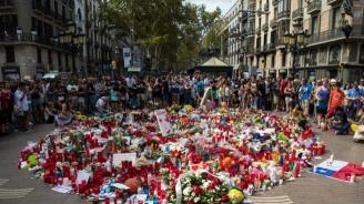 Испания отбеляза година от терористичния акт в Каталуния