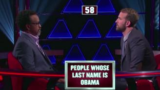 Американец обърка Обама с Осама бин Ладен (видео)