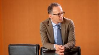 Германският външен министър с коментар за мирния процес в Украйна
