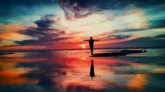 Всичко случващо се днес трябва да се приема като божествен урок, който трябва да се научи