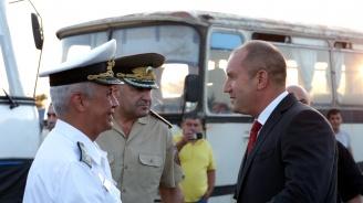 Румен Радев е поставил въпроса за имотите на тракийските бежанци пред Ердоган