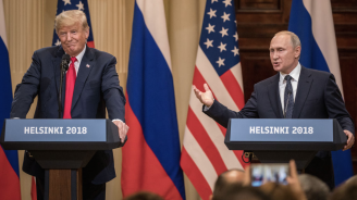 Служителка на Конгреса в Колорадо окачи портрет на Путин вместо на Тръмп - наказаха я