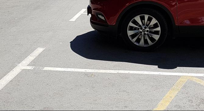 От днес се ограничава паркирането в района на Националния стадион