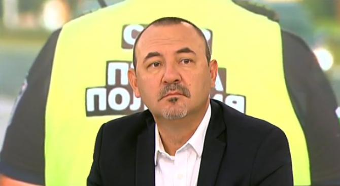 Владимир Тодоров, председател на Българската асоциация на застраховани и пострадали