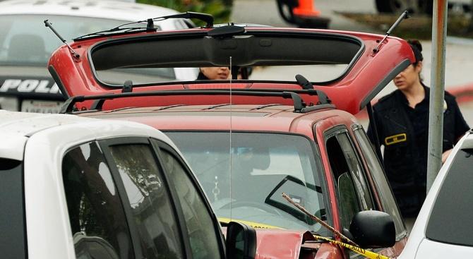 Осем коли се нанизаха в Москва, предаде РИА Новости. Инцидентът