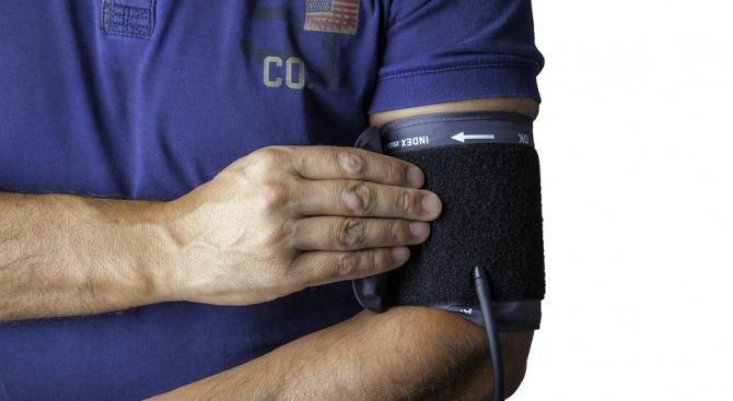 Медицински екип ще измерва безплатно днес кръвно налягане и кръвна
