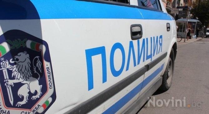 19-годишен младеж е арестуван в центъра на София малко преди