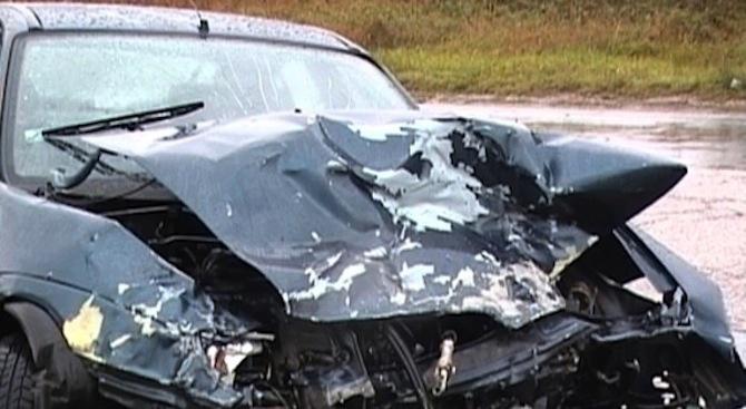 Четири катастрофи със седем ранени за два дни по пътя Русе-Бяла