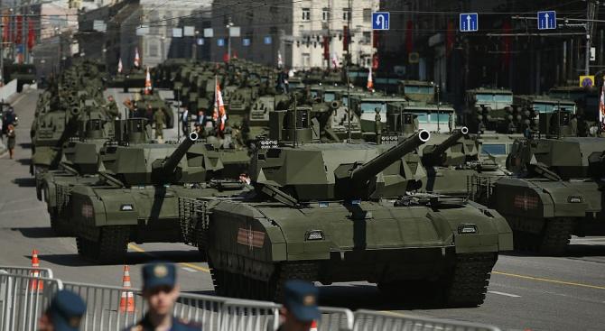 Руските въоръжени сили се готвят за мащабно военно учение с