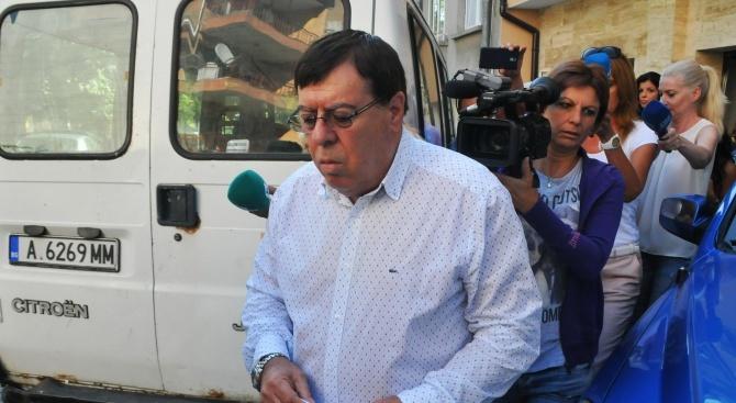 Районен съд – Бургас потвърди взетата спрямо Бенчо Бенчев мярка