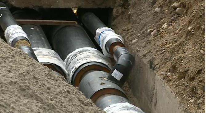 Критики срещу поредно спиране на топлата вода в част от София
