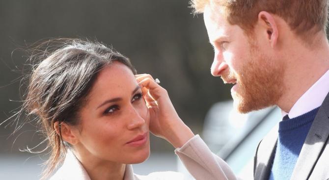 Изминаха няколко месеца от историческата сватба на принц Хари и