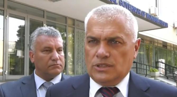 Министърът на вътрешните работи Валентин Радев отговори на искането за
