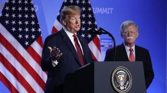 Тръмп и Болтън обвиниха Китай в намеса в изборите в САЩ