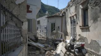 Достъпът до жилищата, останали под рухналия мост в Генуа, е забранен