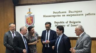 Валентин Радев се срещна с делегация от германския Бундестаг