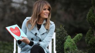 Мелания Тръмп се готви да посети Африка през октомври сама