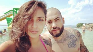 Цеци Лудата глава и жена му се пуснаха голи (снимка)