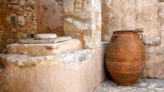 Непокътната гробница откриха на гръцкия остров Крит