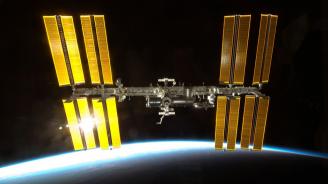 Въздух изтече от борда на МКС