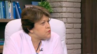 Татяна Дончева: Докато се ръководим от лакомията и глупостта това ще бъде нашата национална съдба