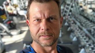 Ненчо Балабанов записва нови песни (снимка)