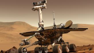 """Слънцето отново достига до Марс и роботът """"Опортюнити"""" може да се """"съживи"""""""