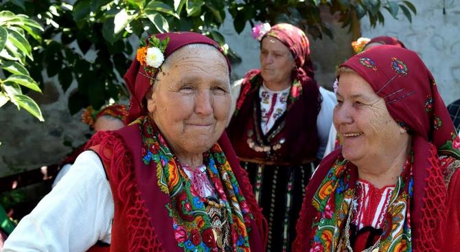 Завърши втората етнографска експедиция в с. Добърско (снимки)