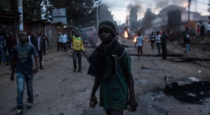 Въоръжените конфликти на африканския континент, болестите и гладът, които те