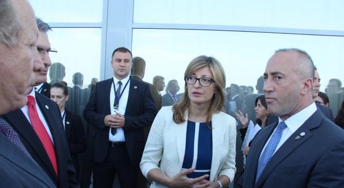 Екатерина Захариева: Балканите претърпяха огромна промяна