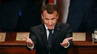 Макрон: Оставането на Башар Асад на власт в Сирия ще е пагубна грешка