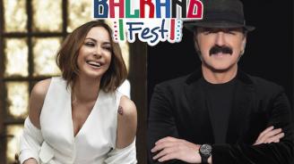 Горещо лято с Десислава и Харис Джинович на Банско Балкан Фест 2018