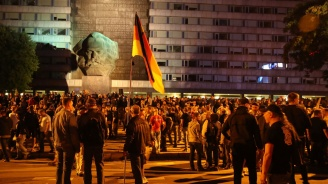 Френски вестник: Германия е притеснена след размириците в Кемниц