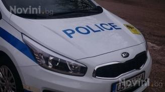 Полицаи хванаха солидно почерпен шофьор след гонка