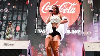 Coca-Cola The Voice Happy Energy Tour за първи път с концерт в Банско