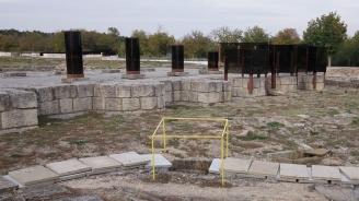 Чуждестранни студенти участват в археологическите разкопки на старините във Велики Преслав