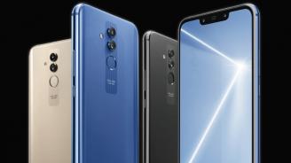 Huawei пуска на пазара в България Mate 20 lite