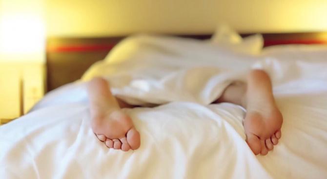 Прийом, използван от военните, ни позволява да преборим безсънието и