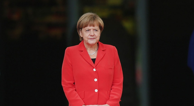Германската канцлерка Ангела Меркел приветства решението на ръководителя на групата
